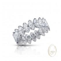 18K DIAMOND ETERNITY RING