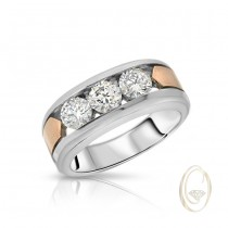 18K DIAMOND RING