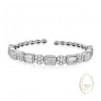 18K DIAMOND BRACELET OCA40462